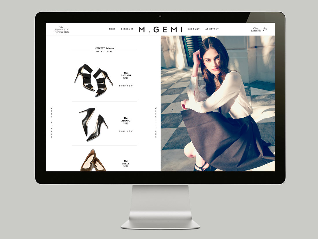 M. Gemi – Website